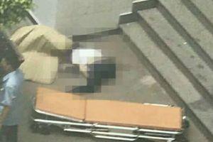 Nữ sinh tử vong trong trường ĐH Công nghiệp TP.HCM