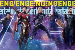'Avengers: Inifinity War' được ưu ái đến 15 bìa tạp chí hàng đầu để quảng bá 22 siêu anh hùng