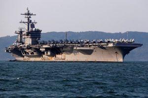 Sinh nhật Hạm đội 7, Đô đốc Mỹ nhớ lại tàu sân bay thăm Việt Nam