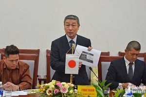 Doanh nghiệp Nhật hỗ trợ dự án sản xuất tỏi xuất khẩu triệu đô tại Nghệ An