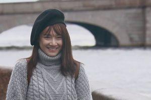 Mặc ồn ào Trường Giang- Nam Em, Nhã Phương sang Nga đóng phim cùng Bình An