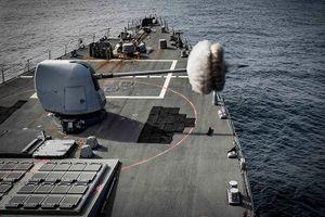 Hình ảnh ấn tượng hiếm thấy về hải quân Mỹ hùng hậu