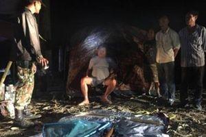 Đại gia Thái Lan nấu lẩu đuôi con báo đen Đông Dương?