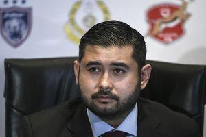 Lập nhiều kỳ tích, Chủ tịch LĐBĐ Malaysia vẫn từ chức vì đội tuyển xếp hạng quá tệ