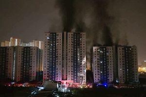 Cháy chung cư Carina Plaza: Trách nhiệm thuộc về ai?