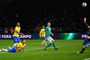 Highlights Đức 0-1 Brazil: Vũ công samba nhảy múa tưng bừng trên đất Đức
