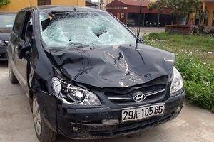 Chủ tịch xã liên quan đến vụ tai nạn giao thông đến cơ quan trình diện