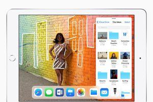 Có gì mới ở iPad 9,7 inch 2018 của Apple?