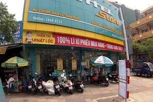 Ly kỳ vụ cướp hàng trăm điện thoại di động ở cửa hàng Viettel