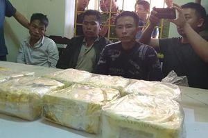 Nghệ An: Liên tiếp phá 2 vụ án ma túy lớn