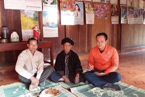 Gia đình người Dao truyền đời bảo vệ cột mốc biên cương