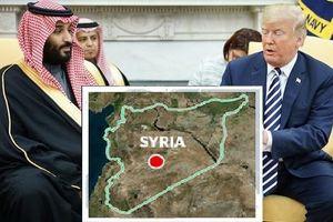 Pháp-Saudi thò tay vào Manbij: Thay Mỹ đối đầu Thổ Nhĩ Kỳ?