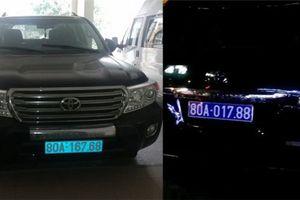 Xe Toyota doanh nghiệp tặng Tỉnh ủy Nghệ An bán không ai mua