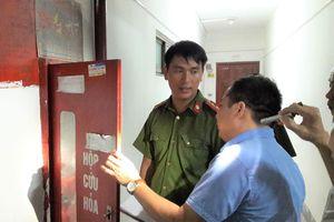 31 chung cư tại Hà Nội vi phạm về PCCC, 3 trường hợp chây ì sẽ bị điều tra