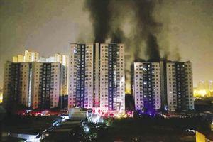 Hà Nội: Danh sách 15 chung cư khó khắc phục vi phạm PCCC