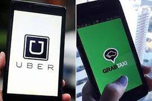 Grab phải thay Uber trả số tiền nợ thuế 53,3 tỷ đồng