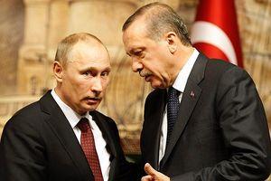 Tổng thống Nga Putin tuyên bố IS đã bị đánh bại ở Syria