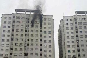 Lập đoàn kiểm tra các chung cư khó khắc phục cháy, nổ