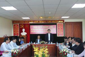 Bộ trưởng Lê Thành Long bắt đầu chuyến công tác tại 3 tỉnh Tây Bắc