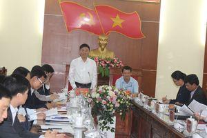 Bộ trưởng Lê Thành Long làm việc tại Lào Cai: Tư pháp cần chủ động hơn trong công tác tham mưu