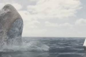 Clip cảnh nam tài tử Jason Statham đối mặt với Cá Mập Siêu Bạo Chúa