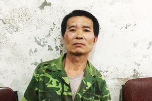 Công an ập vào lán trại bắt kẻ trốn nã 13 năm, thu 5 khẩu súng