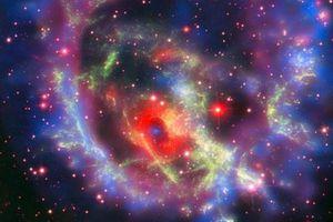 Cận cảnh vụ sụp đổ siêu tân tinh 2000 năm tuổi