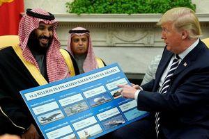 Mỹ tăng cường bán vũ khí cho đồng minh và đối tác