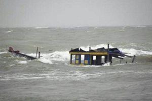 9 người sống sót khi tàu chìm nhờ có thuyền trưởng linh hoạt