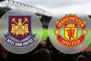 West Ham – MU: 1 điểm để chắc vị trí thứ 2