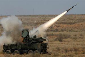 1 tổ hợp Pantsir-S1 của Syria bị tiêm kích Israel phá hủy?
