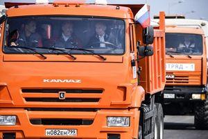 Ukraina, Mỹ 'tuyên chiến' với cầu Crưm