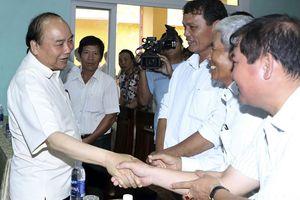 Thủ tướng Nguyễn Xuân Phúc: Không được để Formosa vi phạm lần thứ 2
