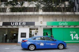 Grab mua lại Uber: Quản lý thuế phải thay đổi để tránh thất thu