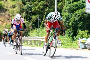 Giải xe đạp truyền hình Bình Dương: Phan Hoàng Thái đoạt cú đúp áo đỏ và áo trắng