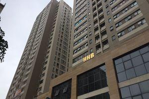 Lập đoàn kiểm tra vi phạm chung cư HHB Tân Tây Đô của Hải Phát