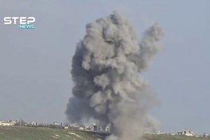 Sau vài ngày yên ắng, không lực Nga bắt đầu dội bom phiến quân ở bắc Hama
