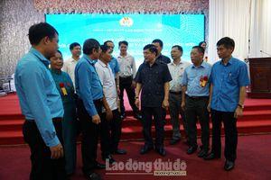 Tổng LĐLĐ Việt Nam gặp mặt Anh hùng Lao động, công nhân tiêu biểu