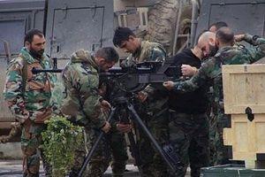 SAA đánh bật IS khỏi một số vị trí quan trọng ở đông nam Syria