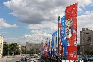 Hàn Quốc mở văn phòng lãnh sự tạm thời ở Nga dịp World Cup