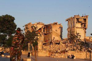 Nga kêu gọi ngừng hoạt động tại Syria không phải vì World Cup