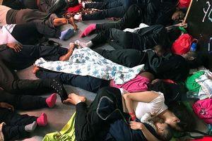 Tây Ban Nha ra tay nghĩa hiệp cứu 629 người giữa Địa Trung Hải