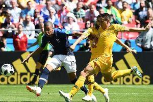 Pháp vs Australia: Pogba tỏa sáng mang về 3 điểm cho đội tuyển Pháp