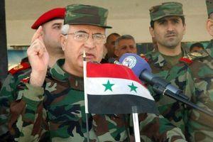 Tướng hàng đầu Syria thăm binh sĩ trước mọi cuộc tấn công