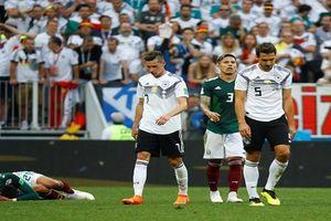 ĐKVĐ World Cup Đức tự thua hay Mexico quá hay?