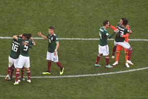 Hàng loạt kỷ lục được lập nên sau trận Đức 0-1 Mexico