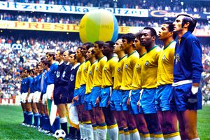 Brazil - Niềm tự hào và cái mác 'jogo bonito'