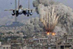 Syria: Quan chức Mỹ tố Israel không kích quân Chính phủ