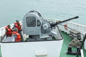 Toàn bộ tàu tuần tra DN-2000 đã được trang bị pháo 23mm-2ML