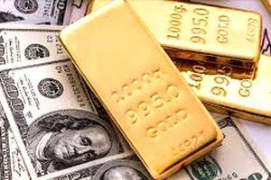 Giá vàng bật tăng, mặc cho USD vẫn đi lên?